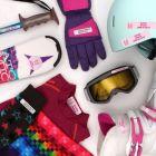 """Winter Ski Pack"" - 128 labels"