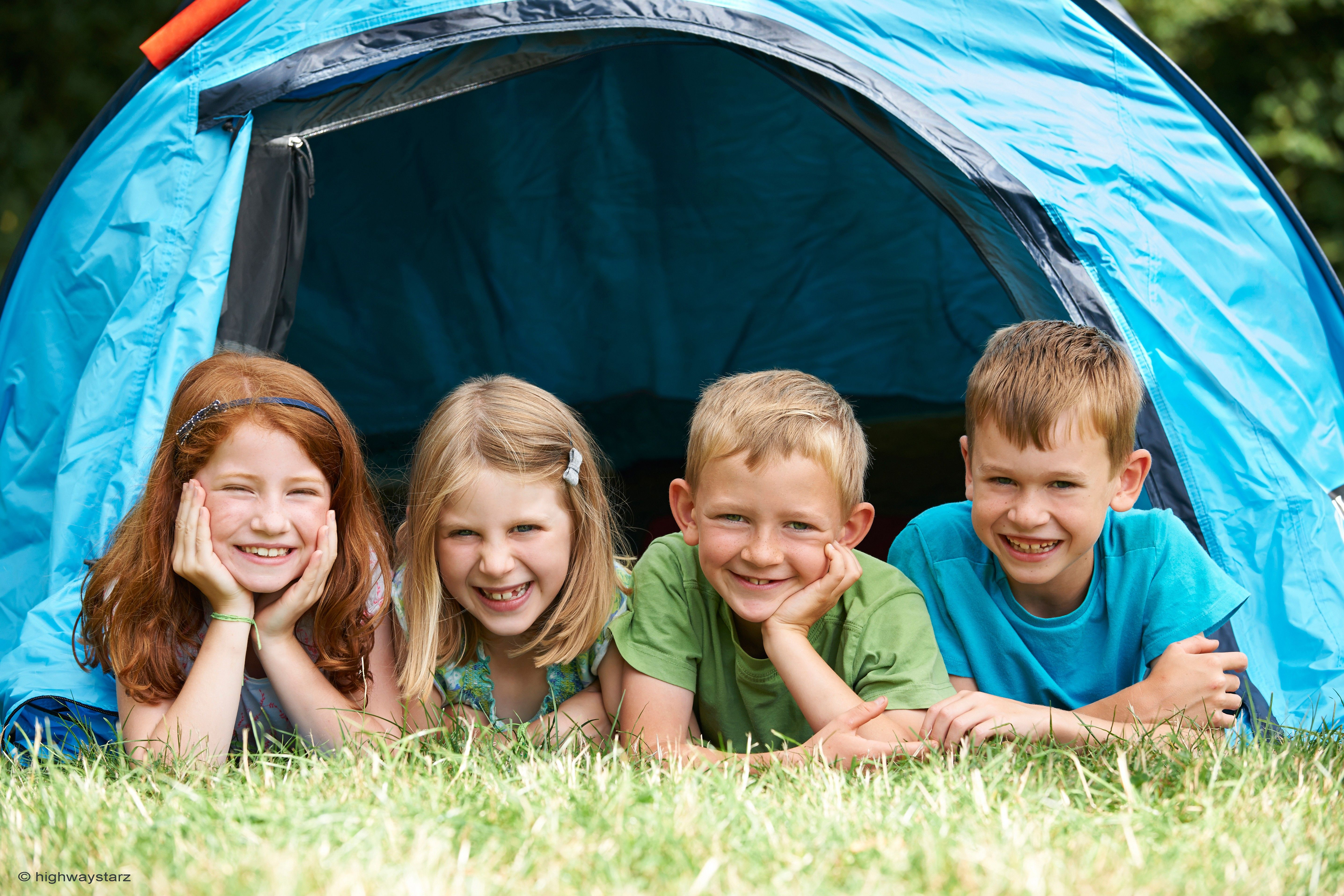 Vacation time: What has to come along to summer camp?