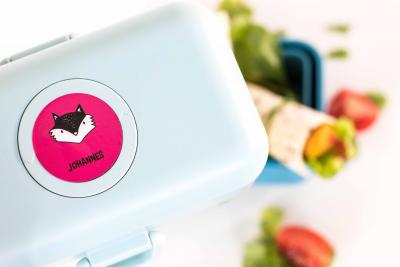 Wrap Snack - or: fresh air in the lunch box