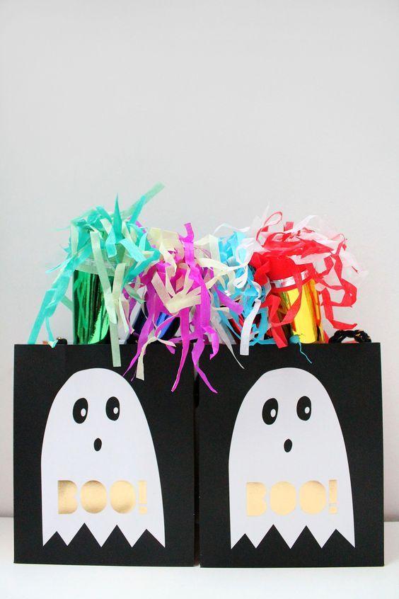 süssigkeitenbox für halloween DIY